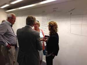 Styrelseakademien genererar idéer i Idéfabriken